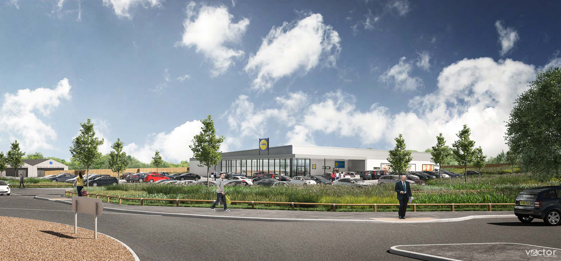 New Retail Scheme Secured, Jessops Construction Ltd