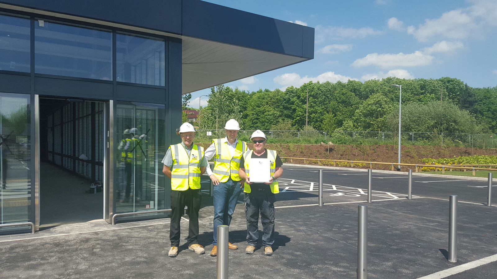 Early Completion in Thorne , Jessops Construction Ltd