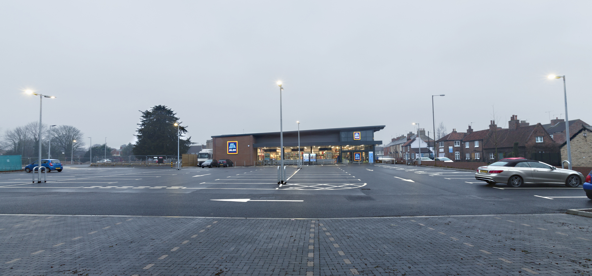 Aldi Food Store, Cottingham, Jessops Construction Ltd