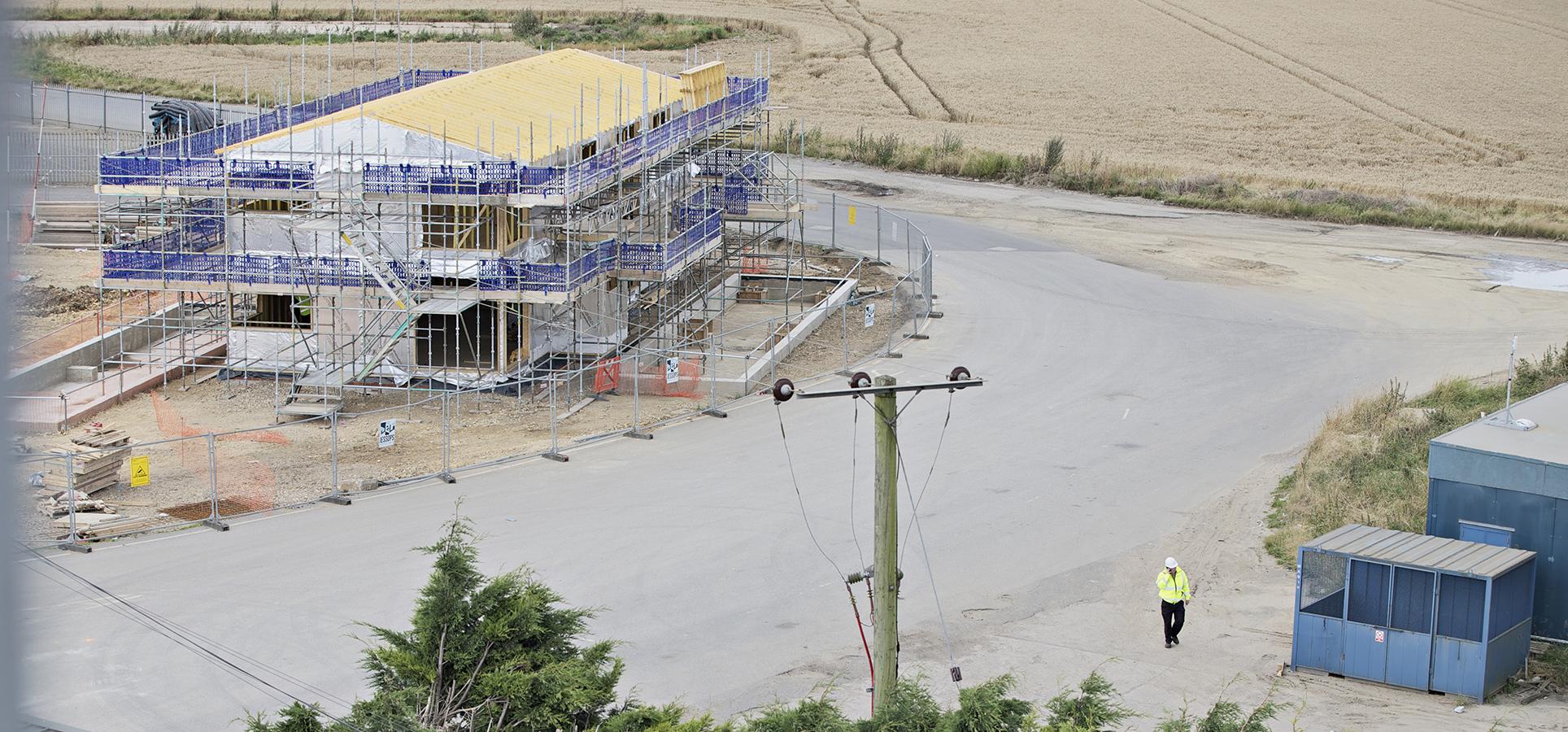 Woldgrain Storage Ltd, Jessops Construction Ltd