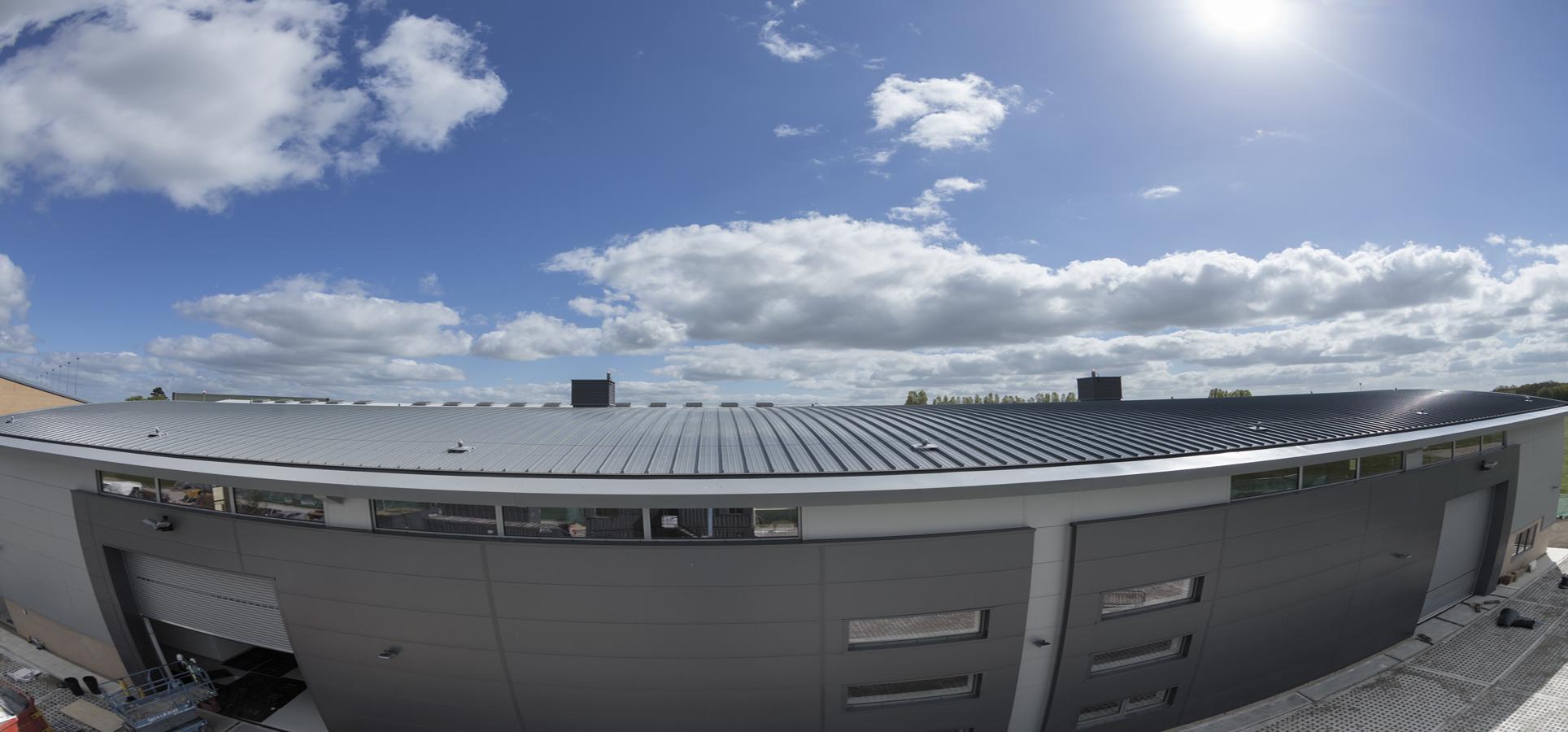 High-flying Jessops completes in Suffolk, Jessops Construction Ltd