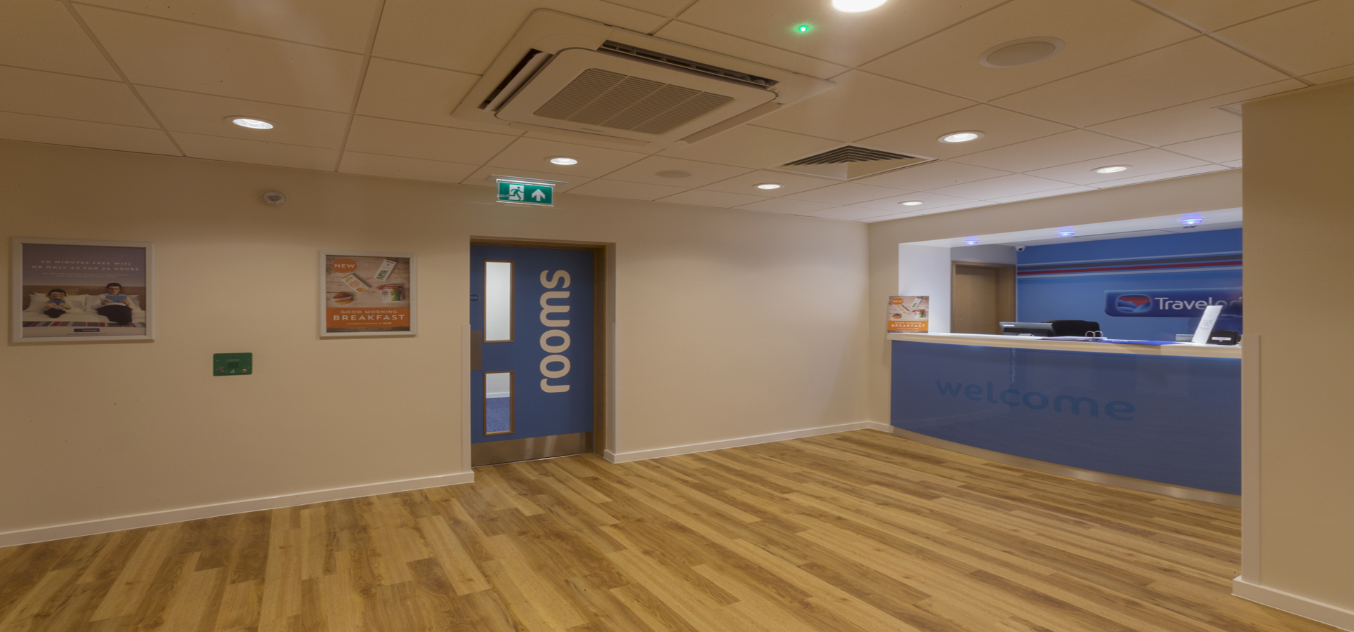 TRAVELODGE & PUREGYM, EAST GRINSTEAD, Jessops Construction Ltd