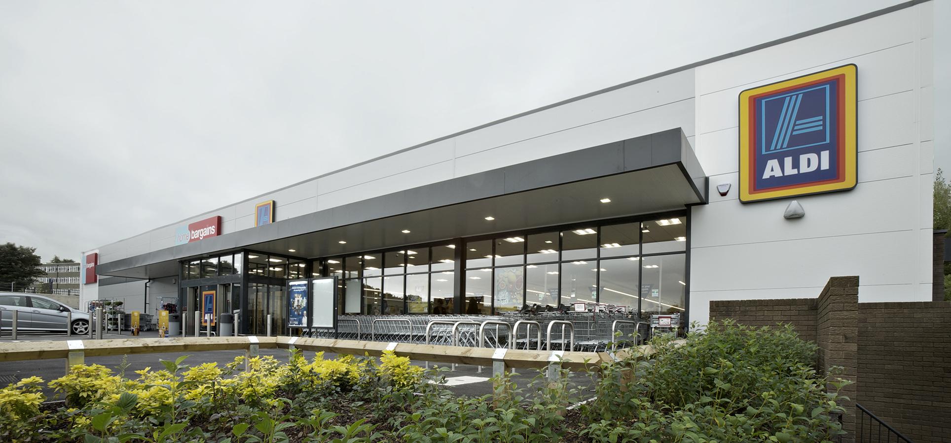 Retail Park, Bradford, Jessops Construction Ltd