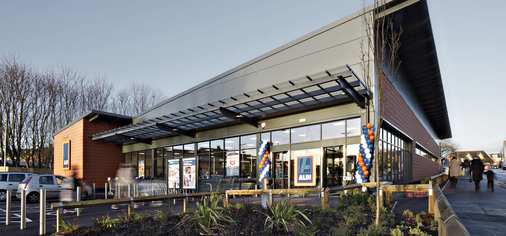 Retail Park, Holbeck, Jessops Construction Ltd