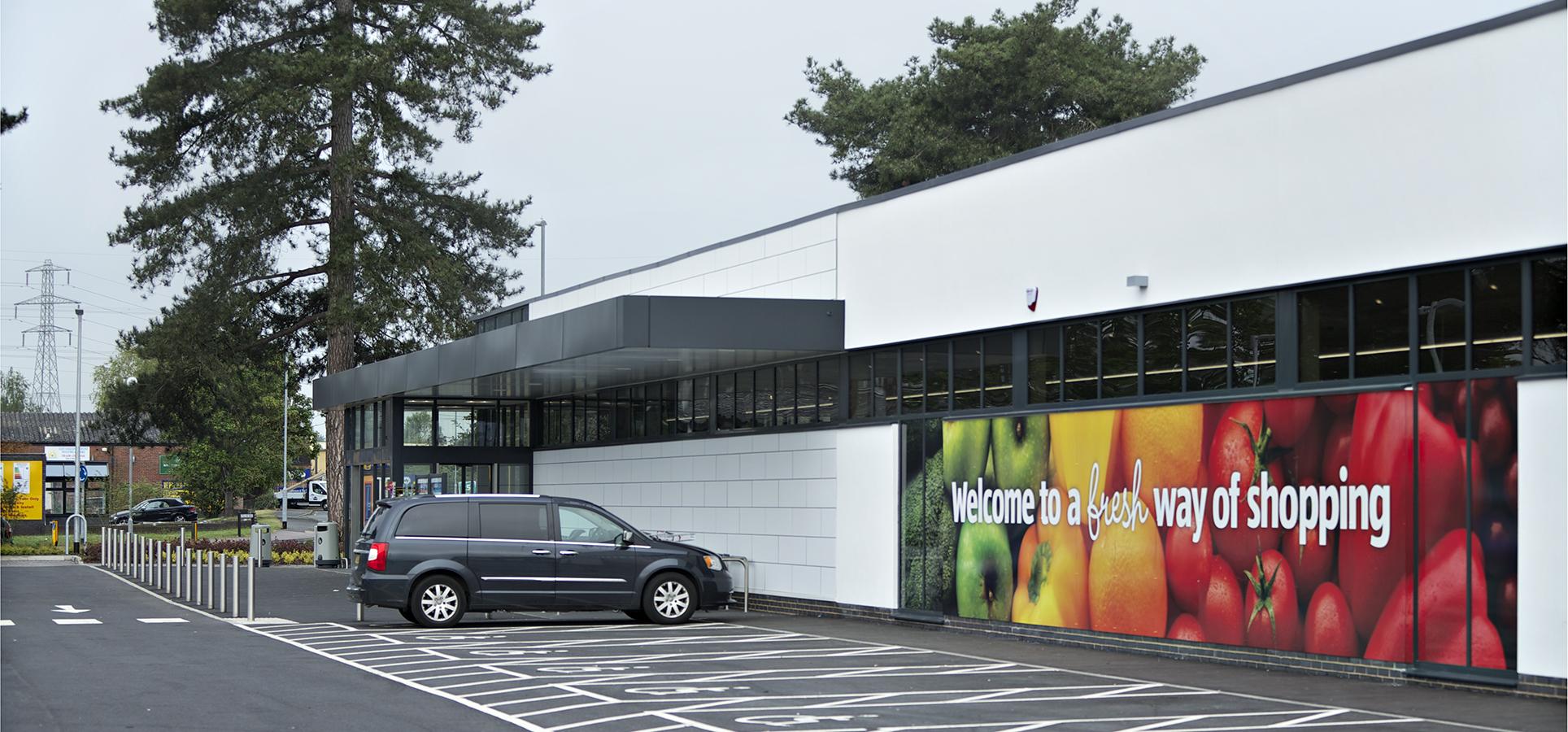 Retail Park, St Neots, Jessops Construction Ltd