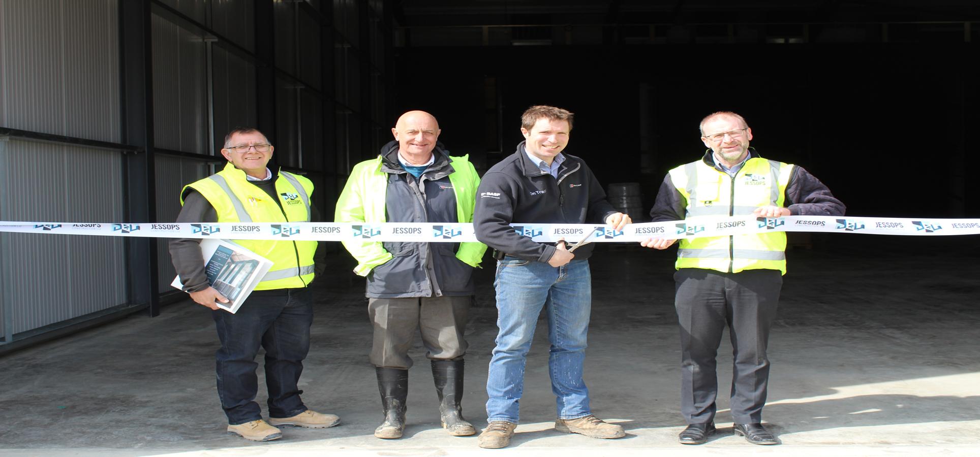 Cutting Edge Technology on New Agricultural Development , Jessops Construction Ltd