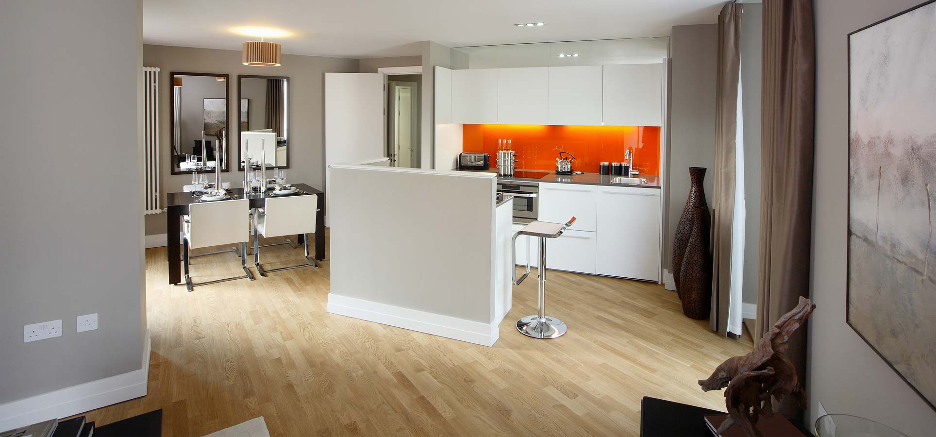 Residential Fit Out, Highcross, Jessops Construction Ltd