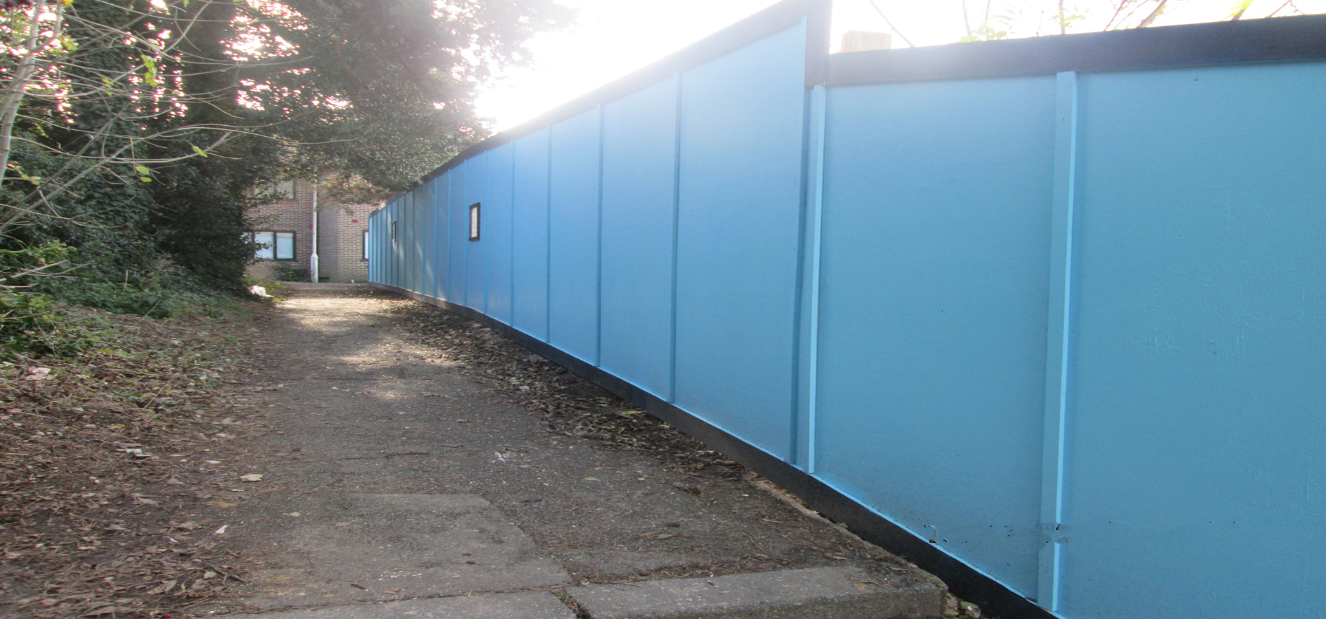 East Grinstead Community Art Project with Jessops Construction, Jessops Construction Ltd