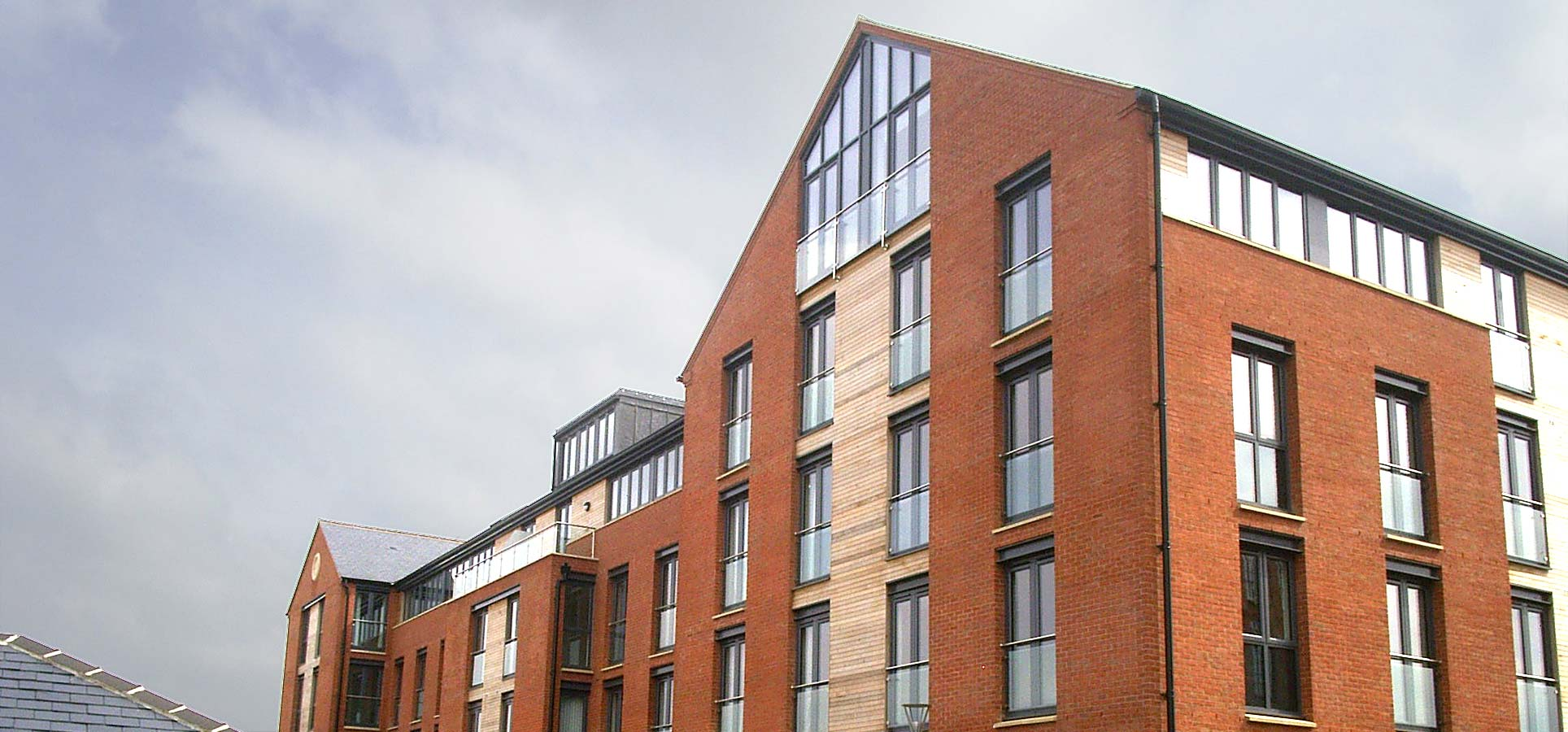 Anglo Scotian Mills, Beeston, Jessops Construction Ltd
