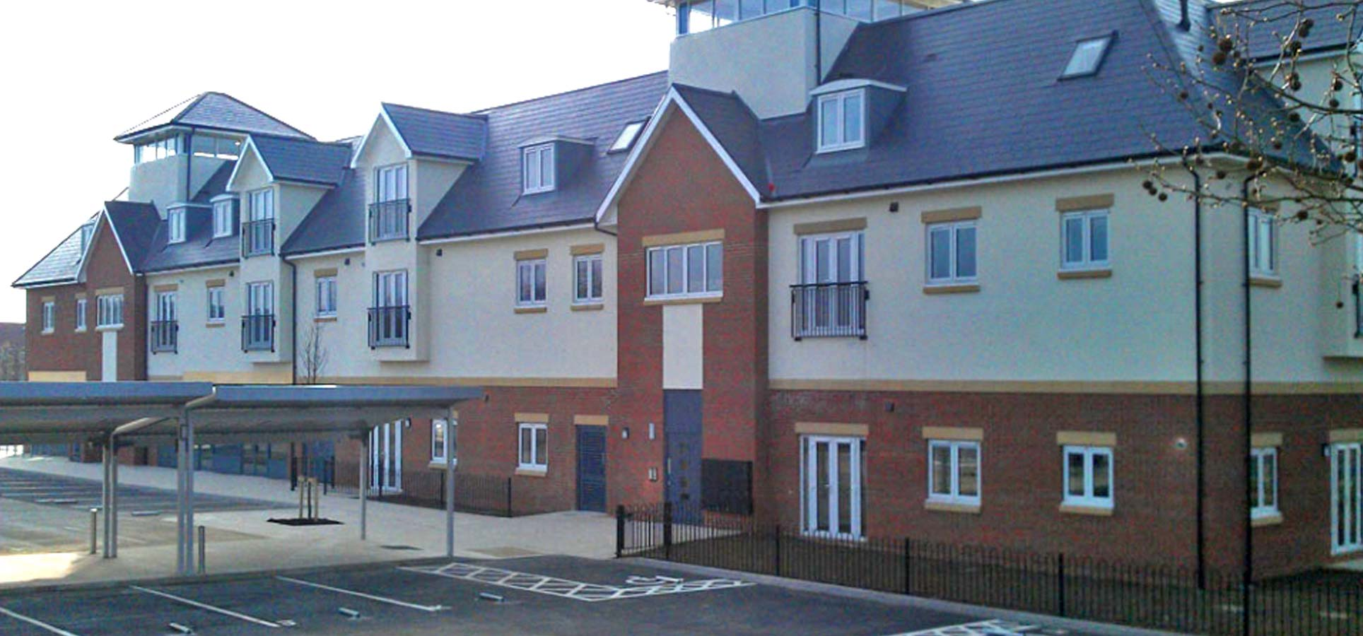Apartments & Retail Units, Rayleigh, Jessops Construction Ltd