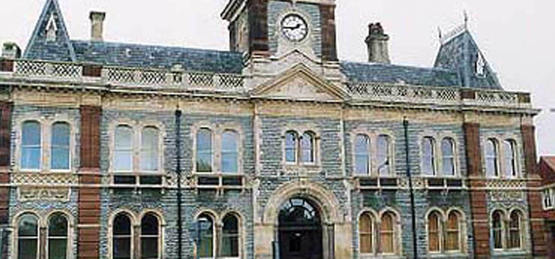 Castle Brewery, Newark, Jessops Construction Ltd