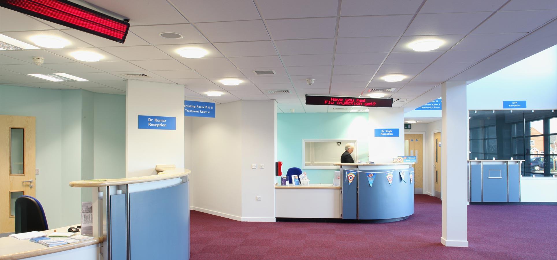 Cromwell Primary Care CTR, Jessops Construction Ltd