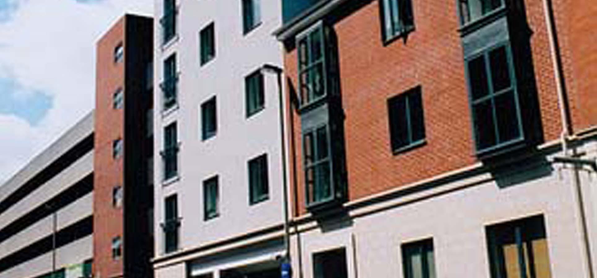 East Street, Leicester, Jessops Construction Ltd