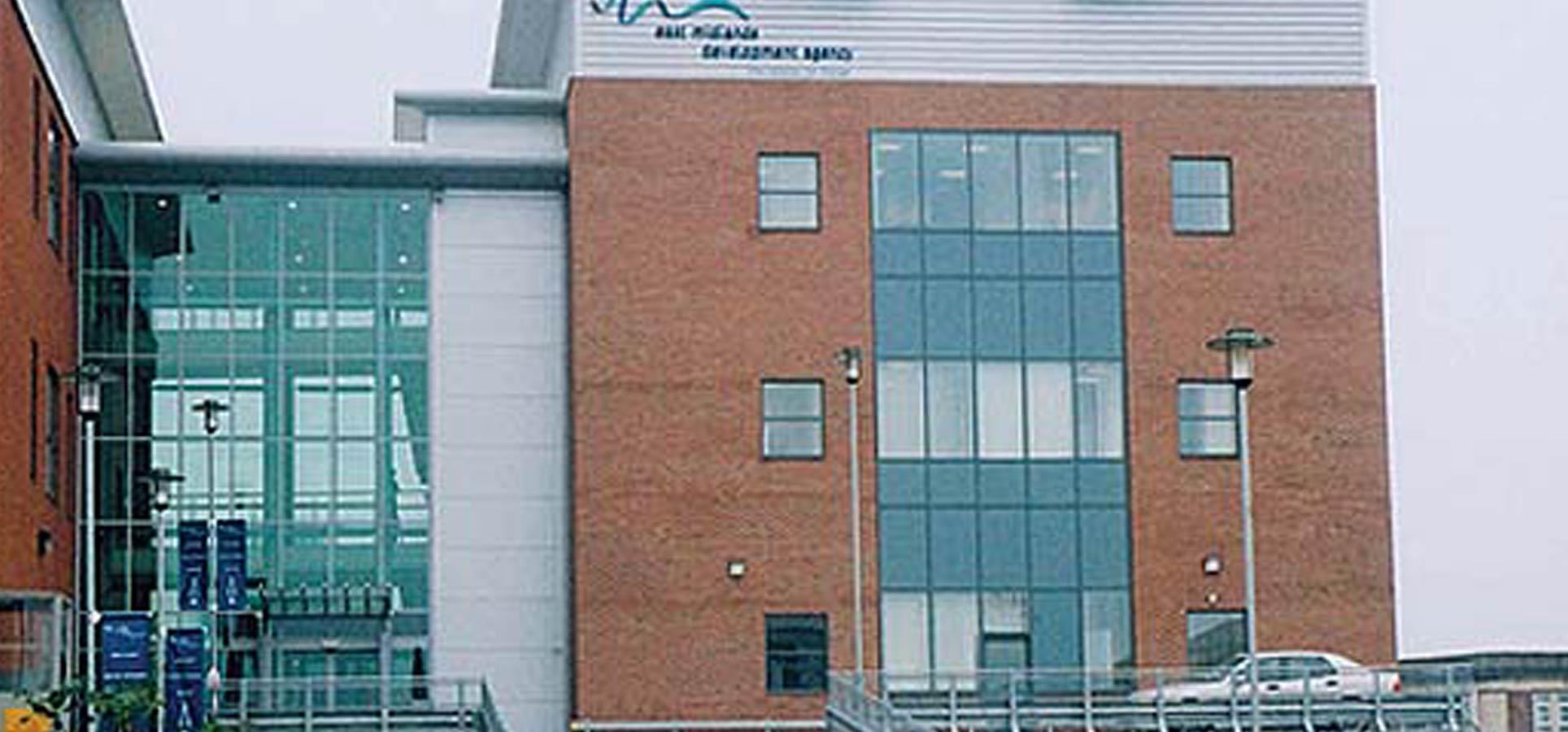 E.M.D.A. Office & Link, Jessops Construction Ltd