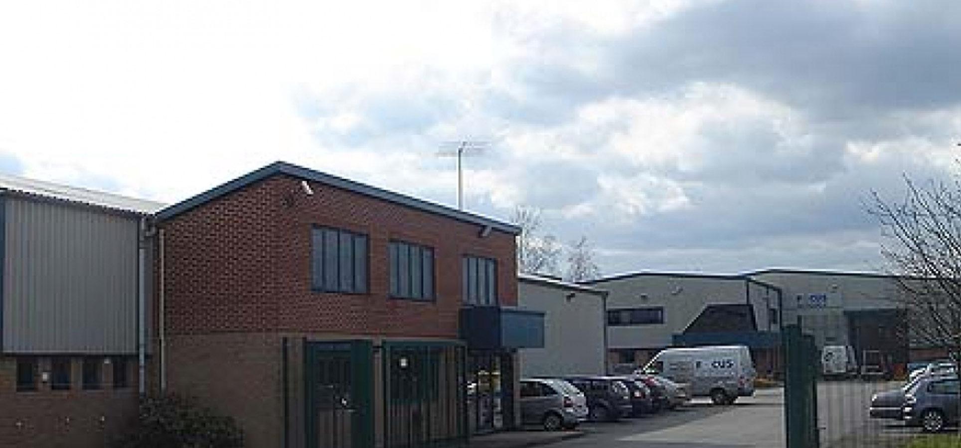 OFFICES & FACTORY, Jessops Construction Ltd