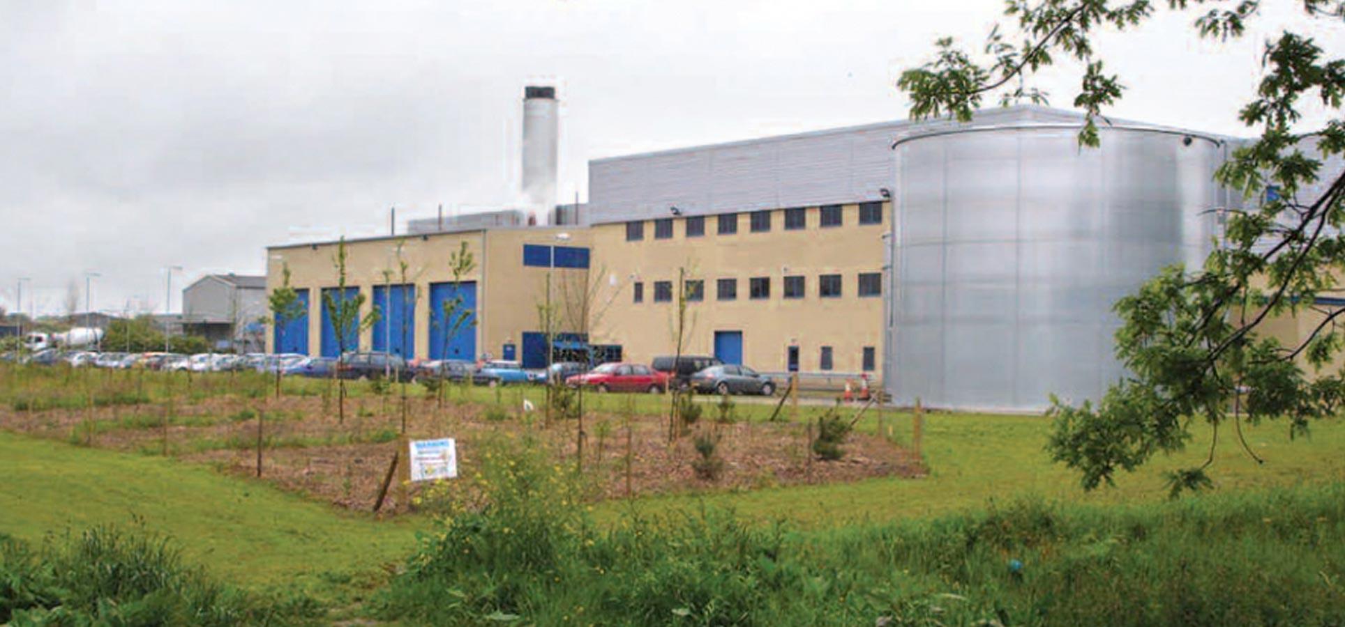 FOOD PRODUCTION FACILITY, Jessops Construction Ltd