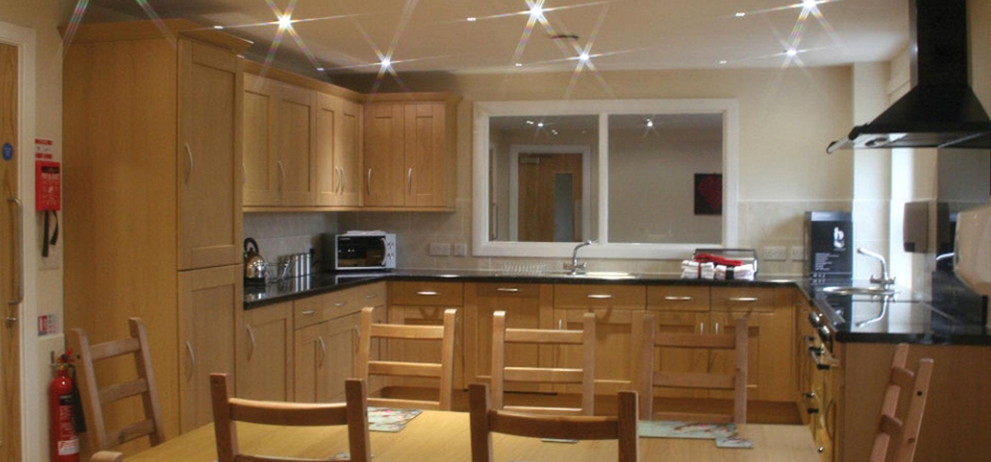 Kirklington Hall, Accommodation, Jessops Construction Ltd