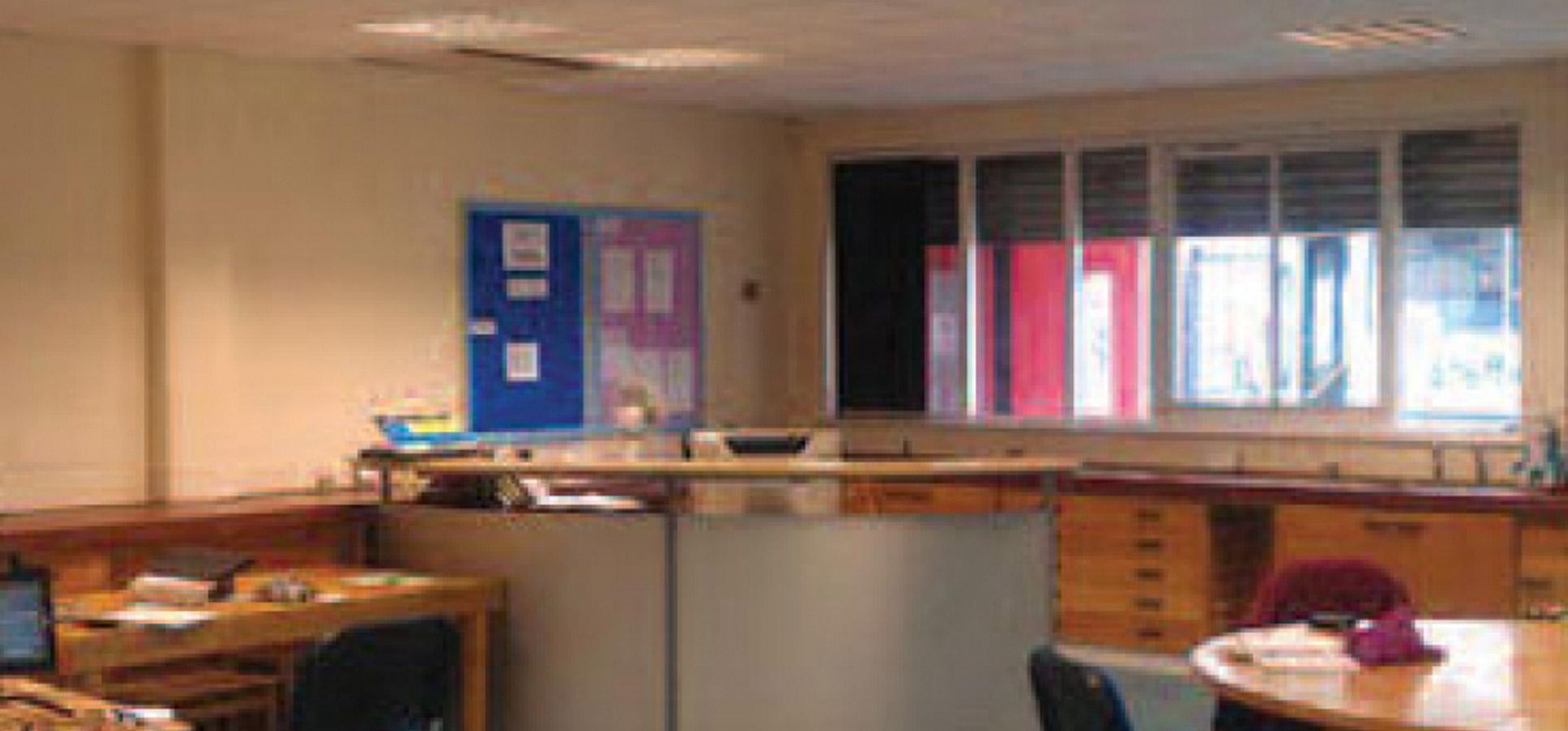 Kirklington AB1 Alterations, Jessops Construction Ltd