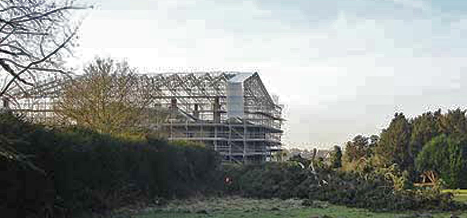 Kirklington Hall, Enabling, Jessops Construction Ltd