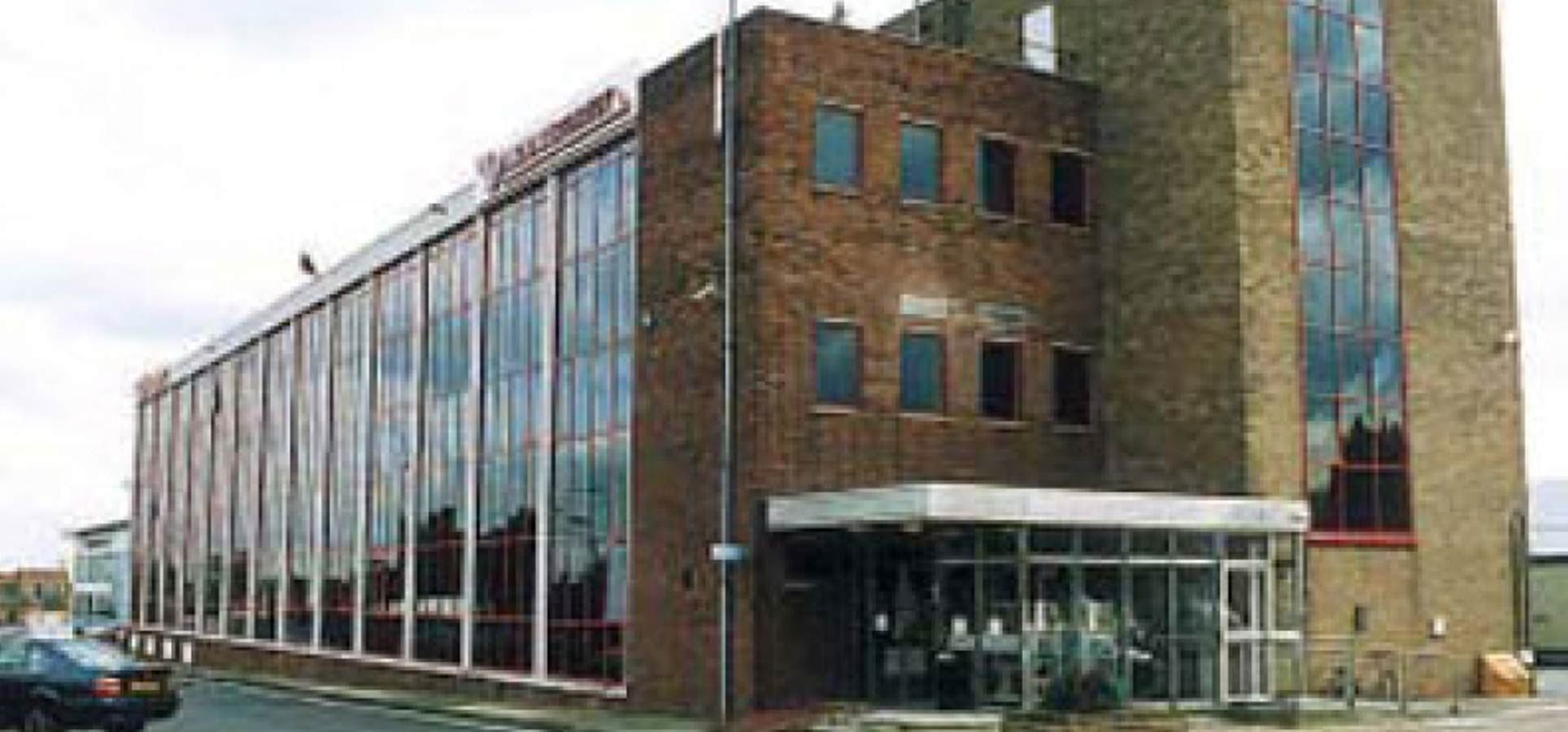 Lancer House, Jessops Construction Ltd