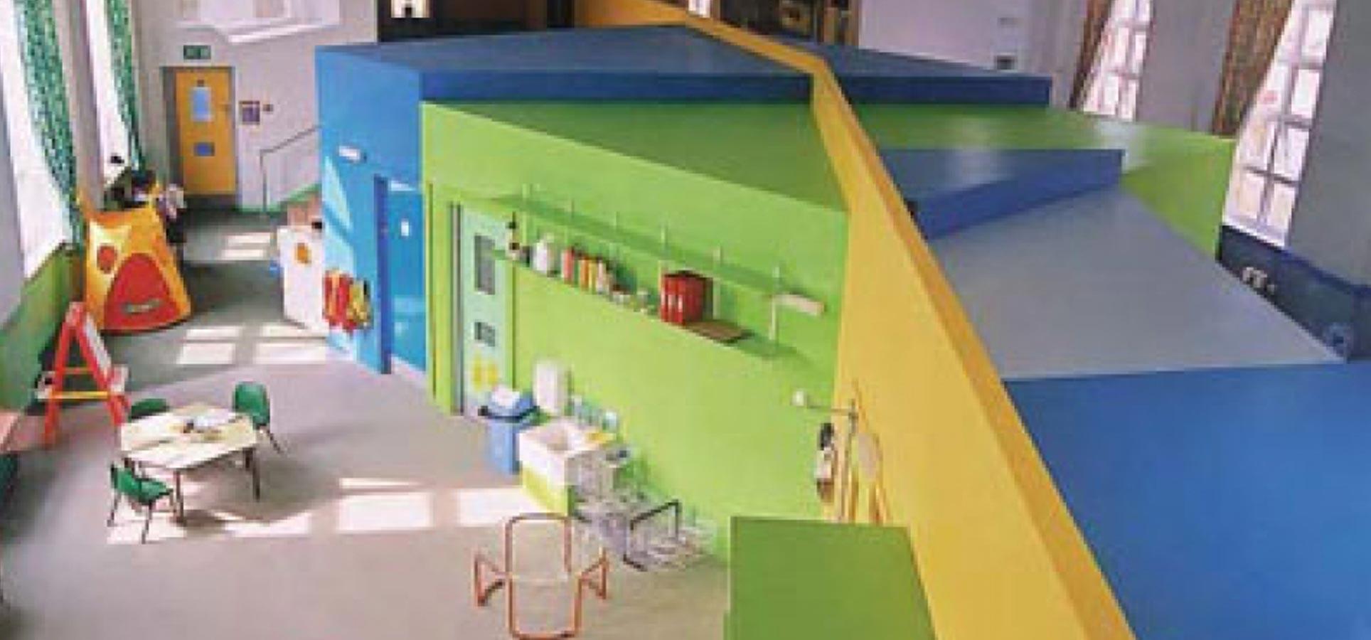Leapfrog Day Nursery, Jessops Construction Ltd
