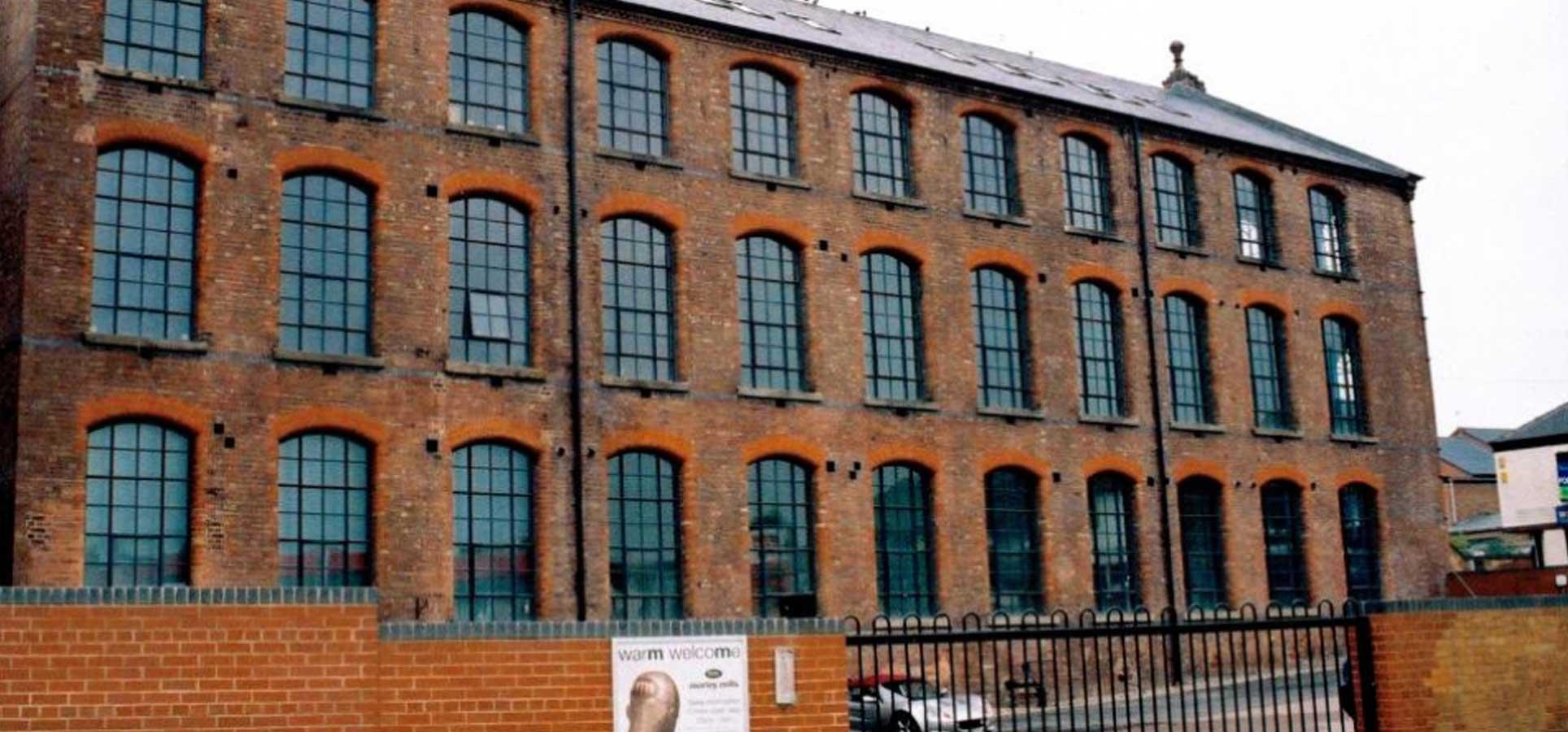 Morley Mills, Daybrook, Jessops Construction Ltd