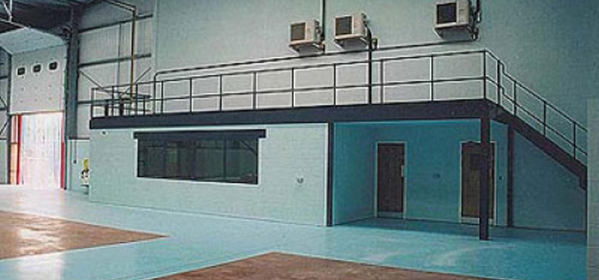 OFFICE & INDUSTRIAL UNIT, Jessops Construction Ltd
