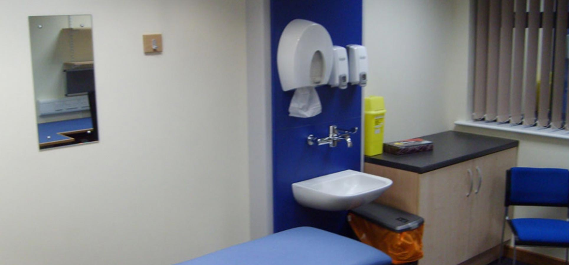 Primary Care Centres, Jessops Construction Ltd