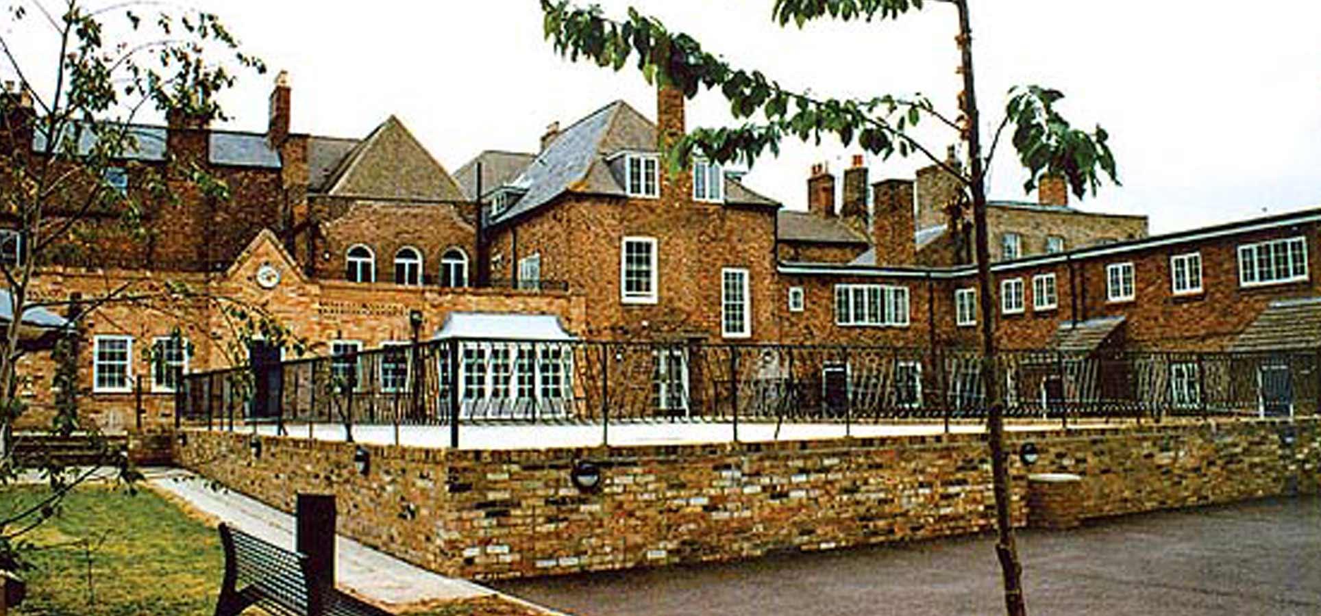 Residential School, Jessops Construction Ltd