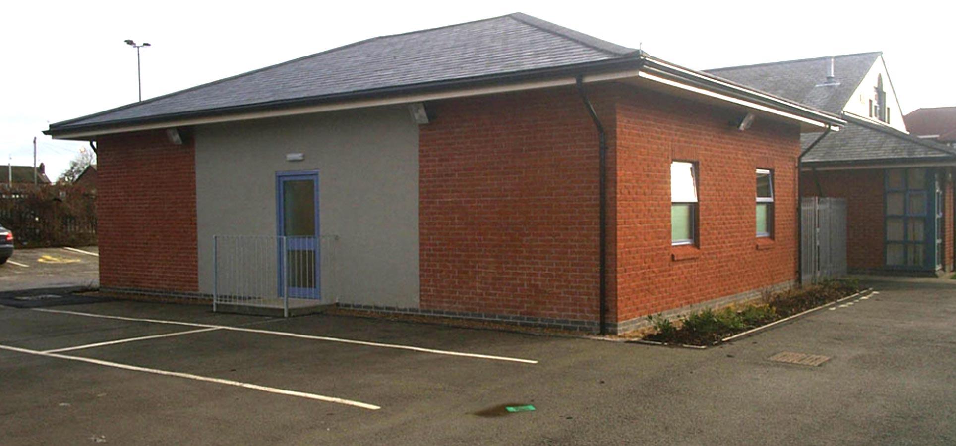 Ripley Medical CTR Extension, Jessops Construction Ltd