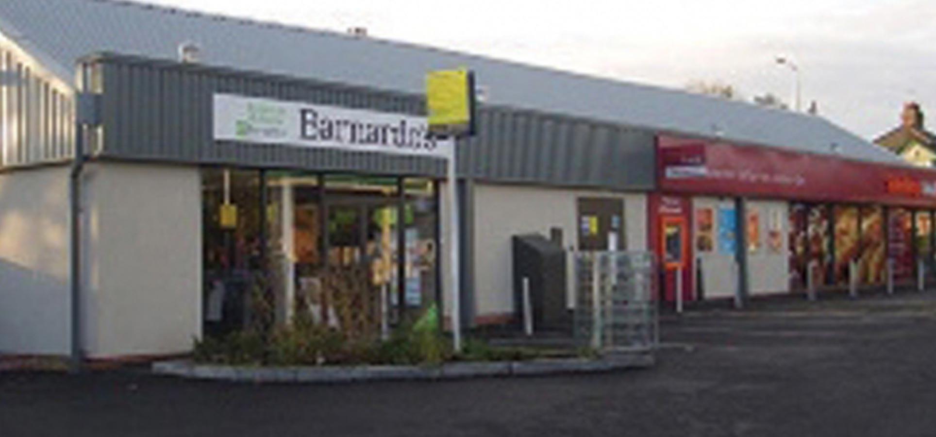 SAINSBURY'S & BARNARDO'S, Jessops Construction Ltd