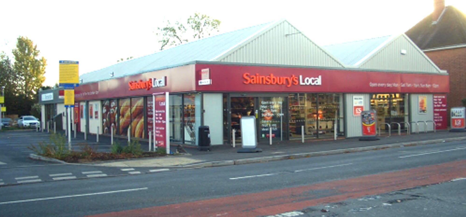 Sainsbury's & Barnardo's, Rugby, Jessops Construction Ltd