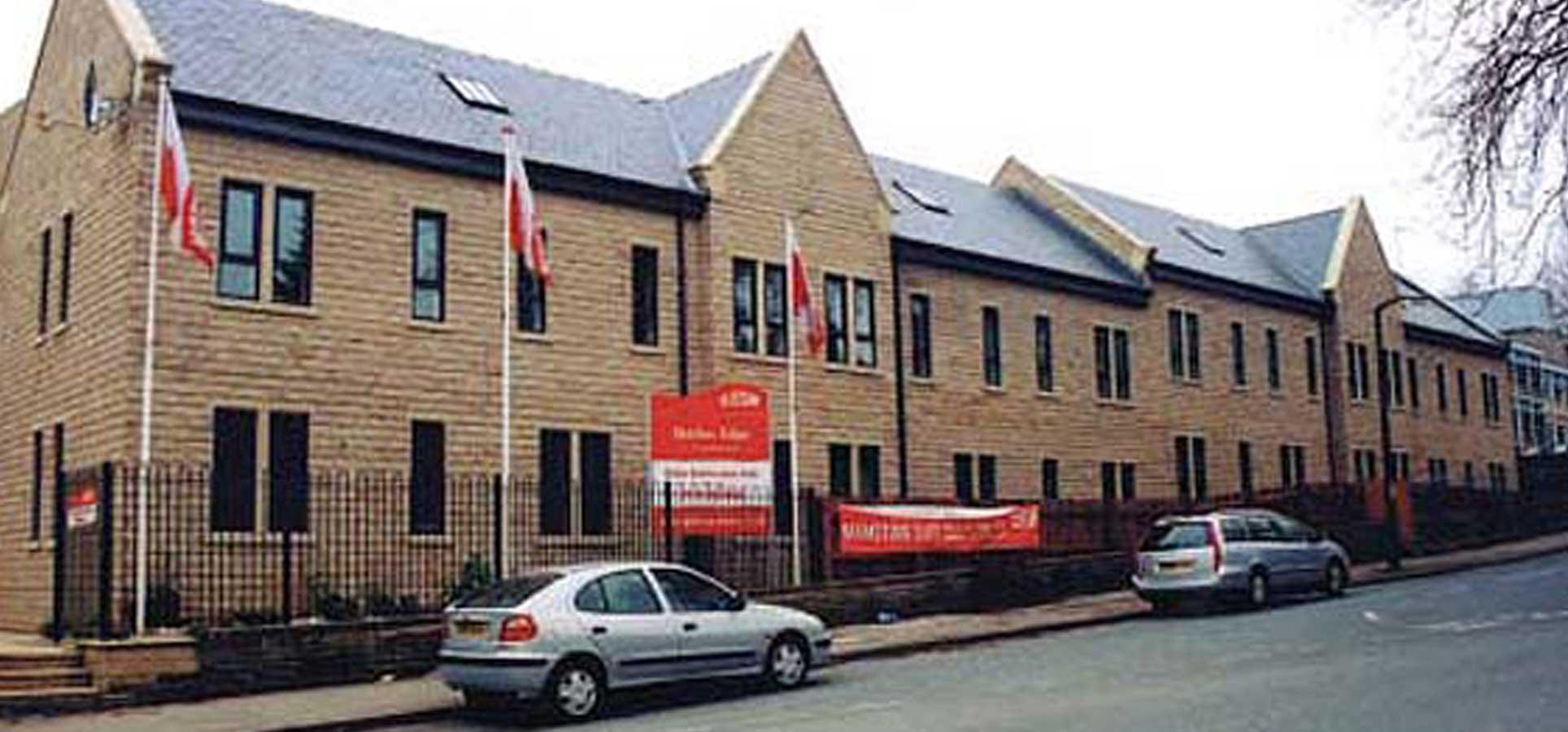Sheaf Apartments, Sheffield , Jessops Construction Ltd