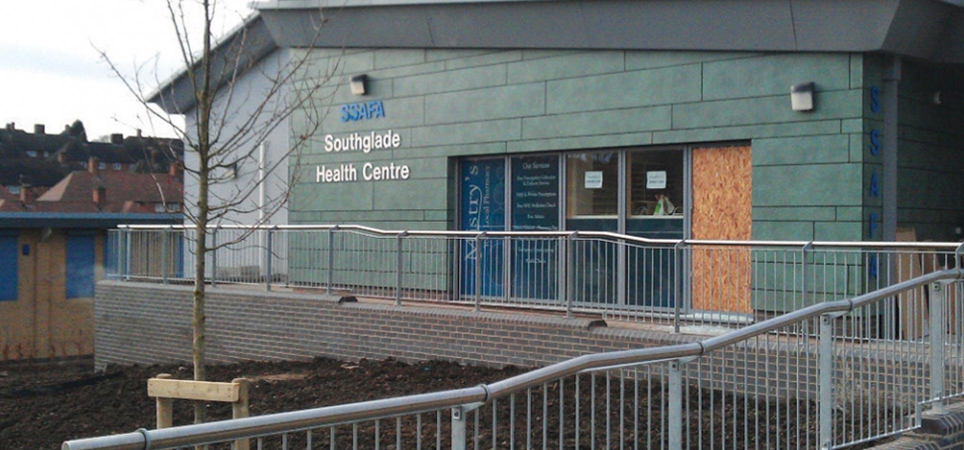 Southglade Heath CTR, Jessops Construction Ltd