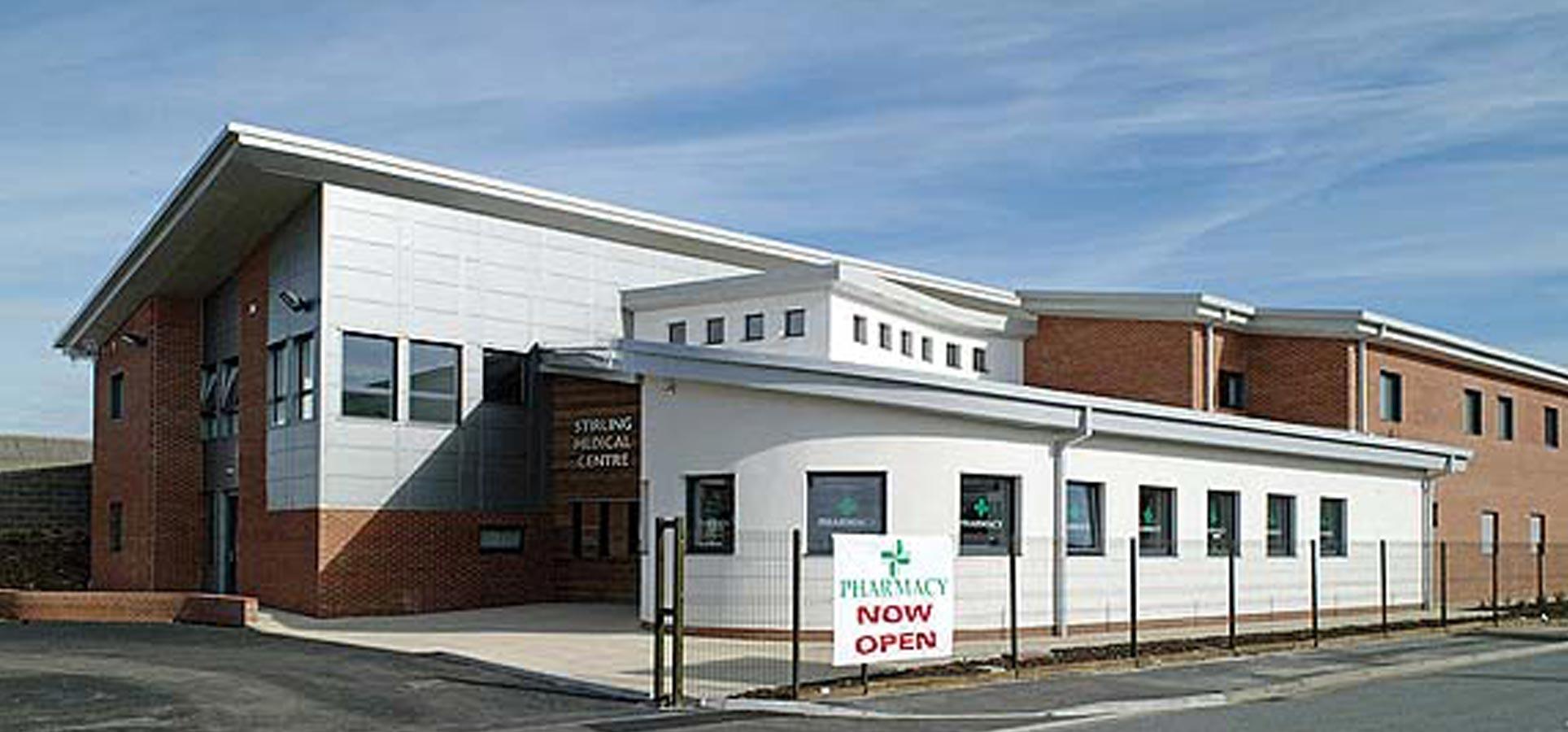Stirling St Medical CTR, Jessops Construction Ltd