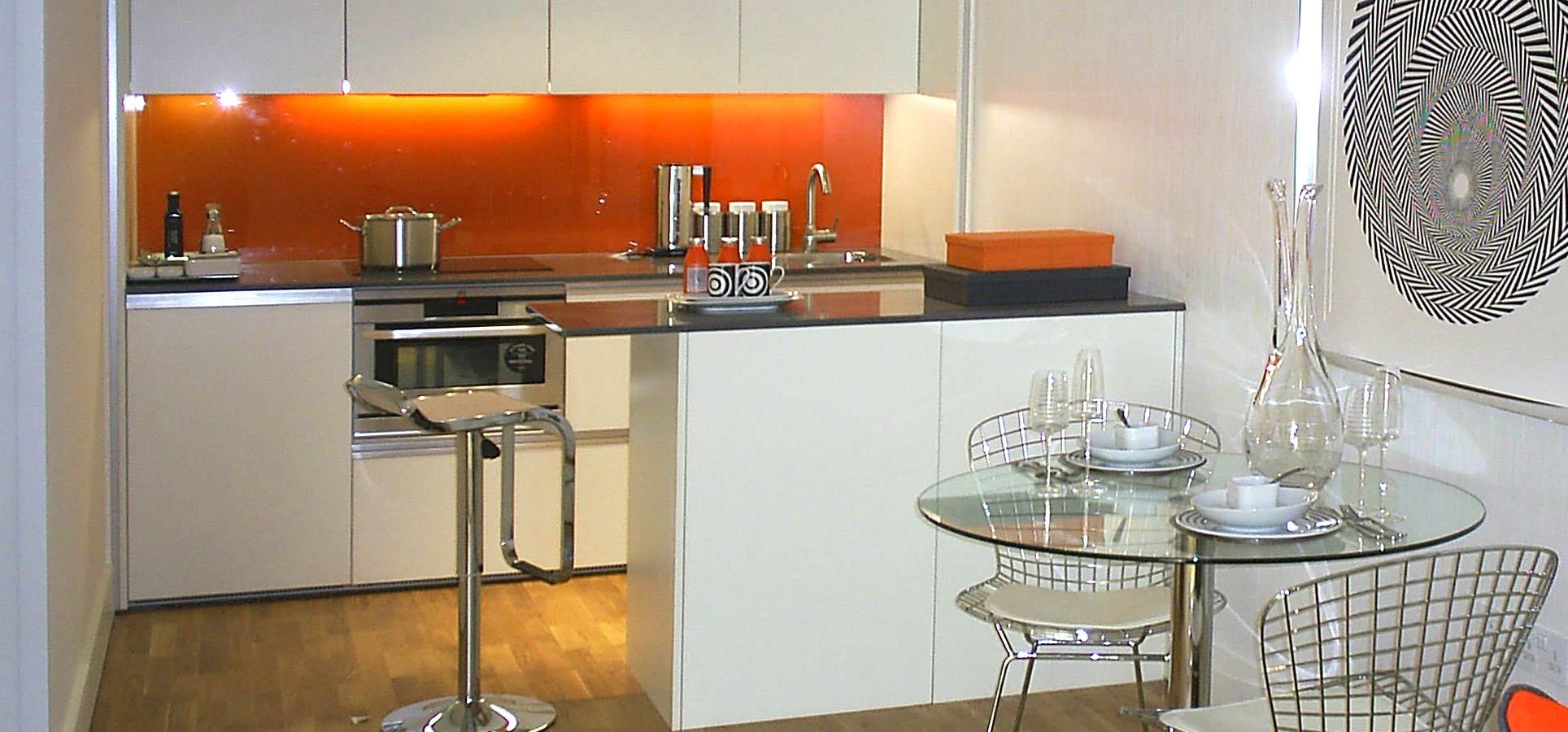 Sales Suite & Show Flat, Highcross, Jessops Construction Ltd