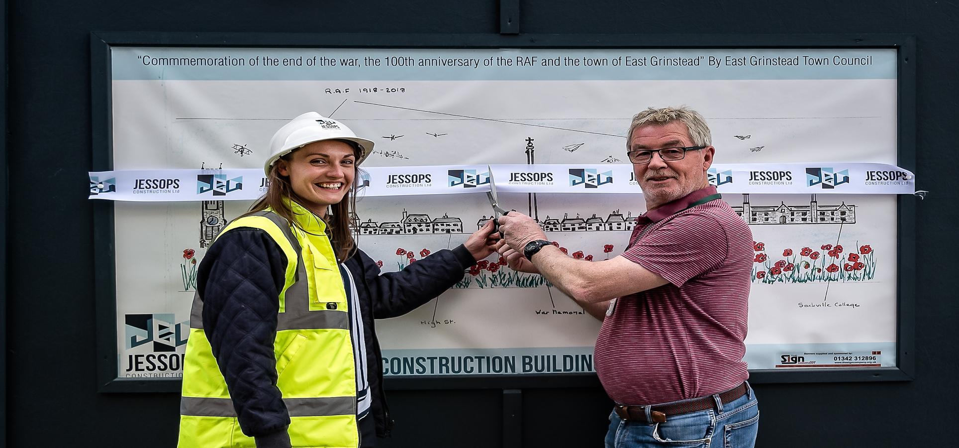 Engaging Local Communities , Jessops Construction Ltd