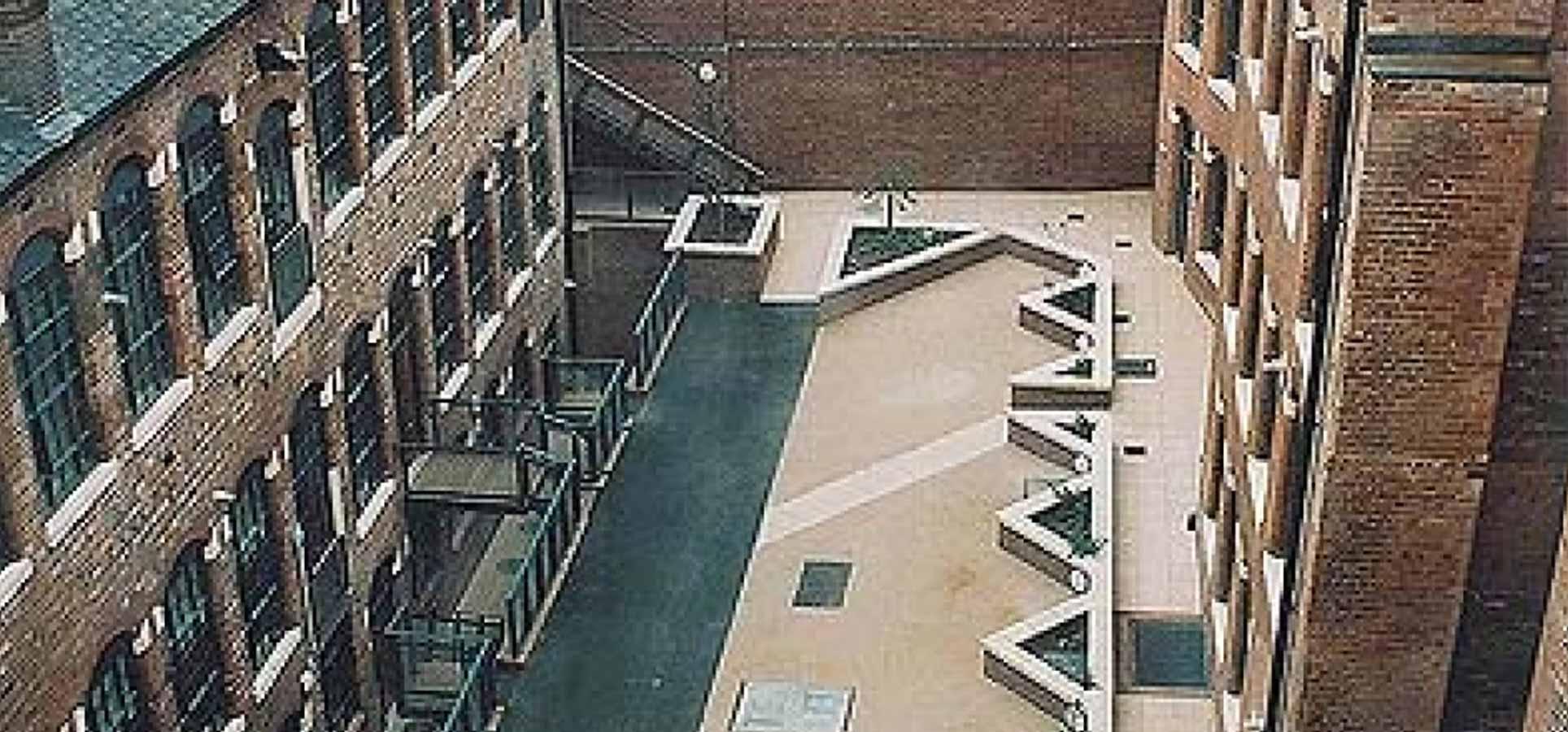 William Bancroft Building, Nottingham, Jessops Construction Ltd
