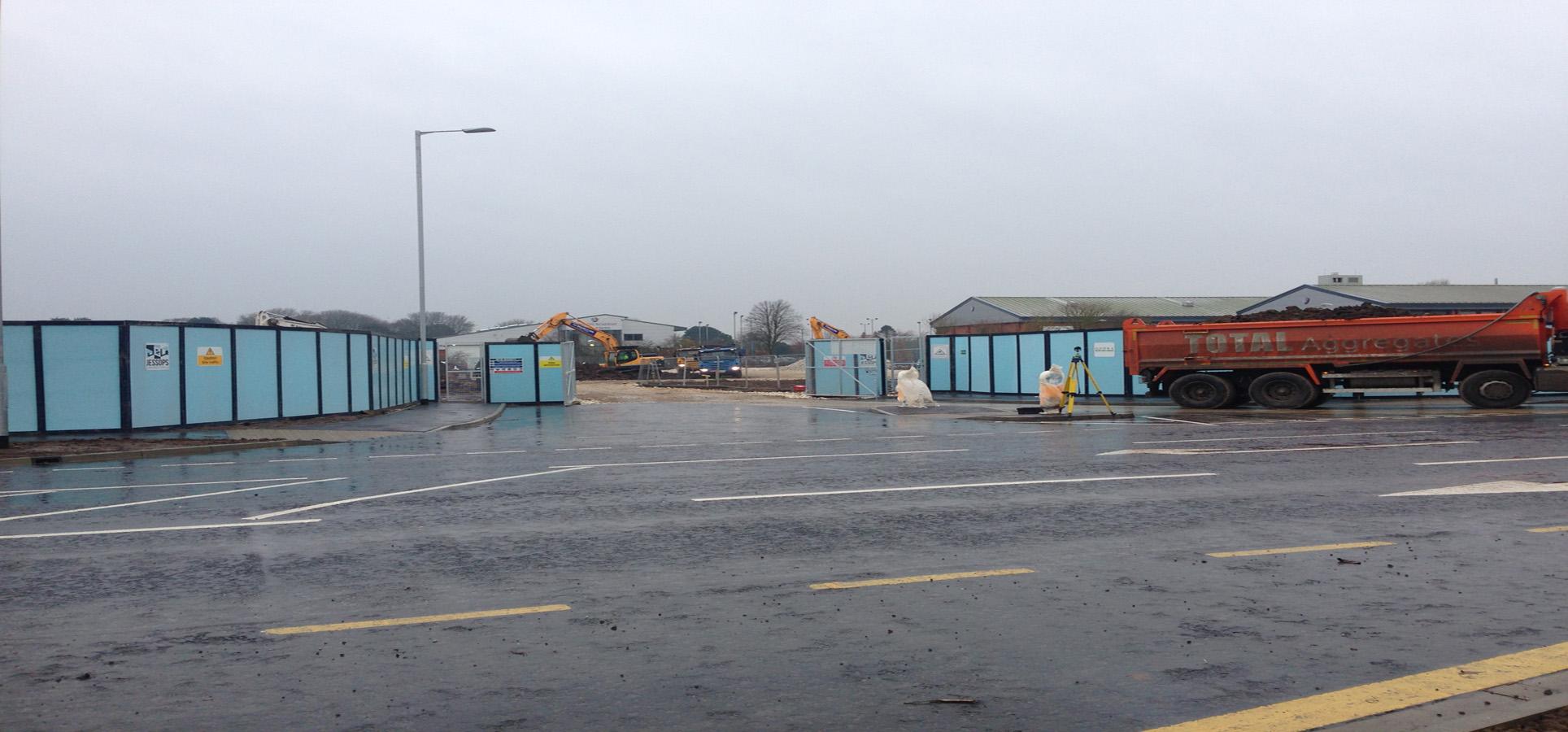 Jessops Secures Burgh Road , Jessops Construction Ltd