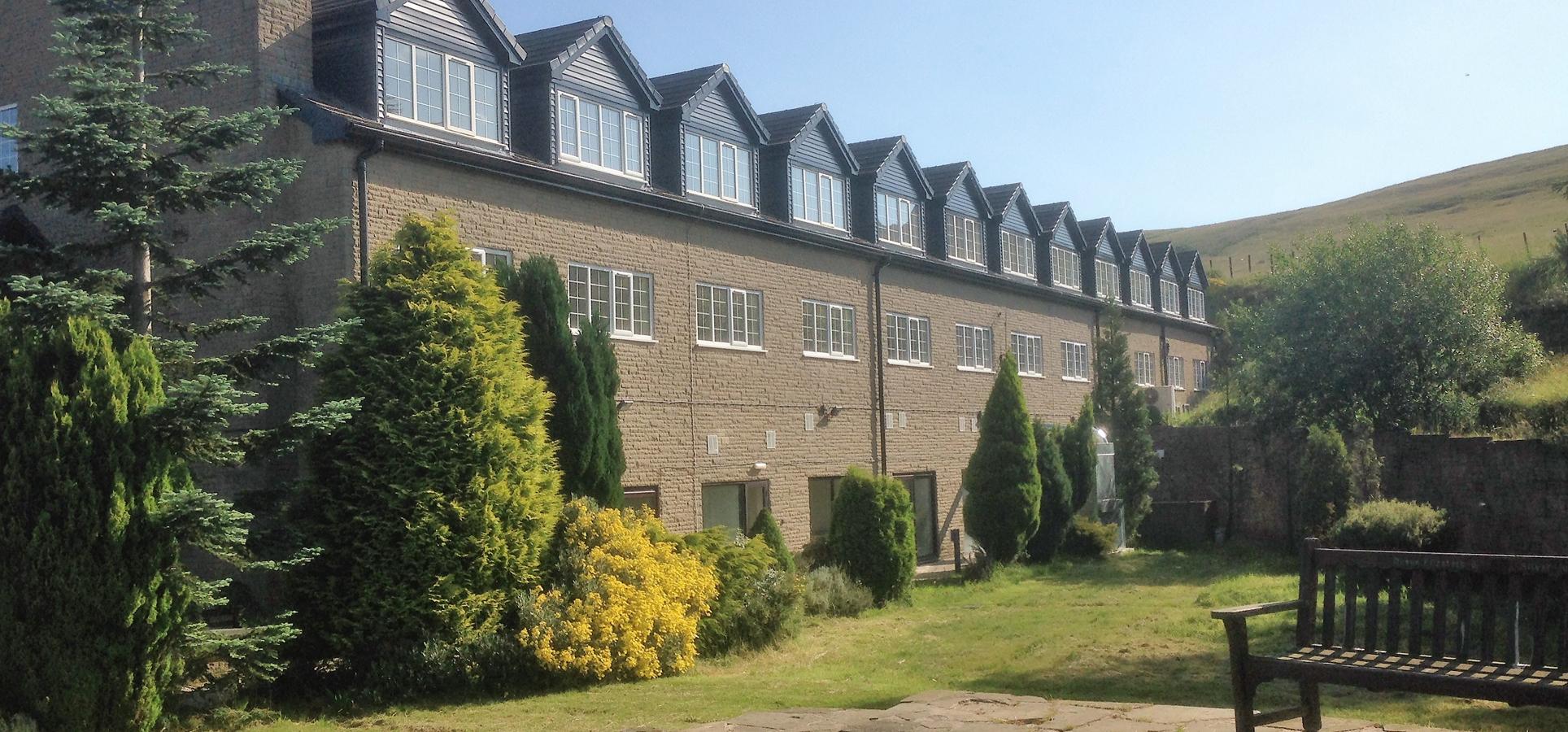 High Peak School, Cheshire, Jessops Construction Ltd