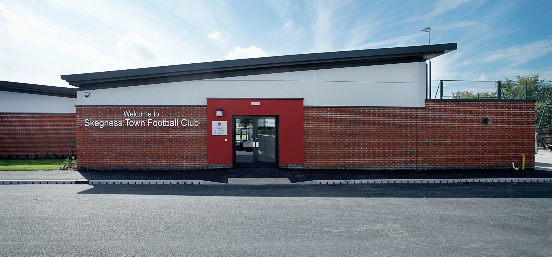 Skegness Town AFC , Jessops Construction Ltd