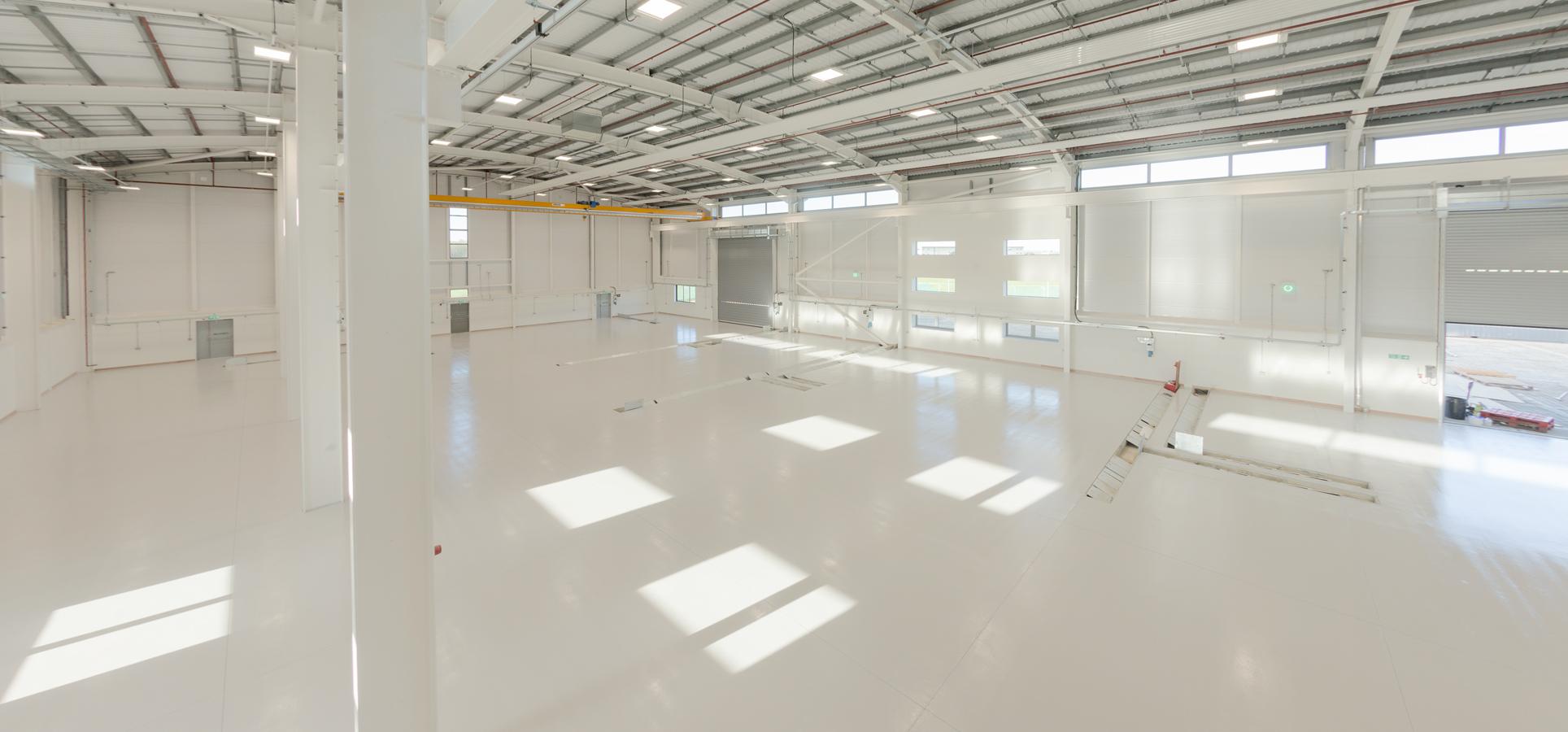 Wattisham Airfield, Jessops Construction Ltd