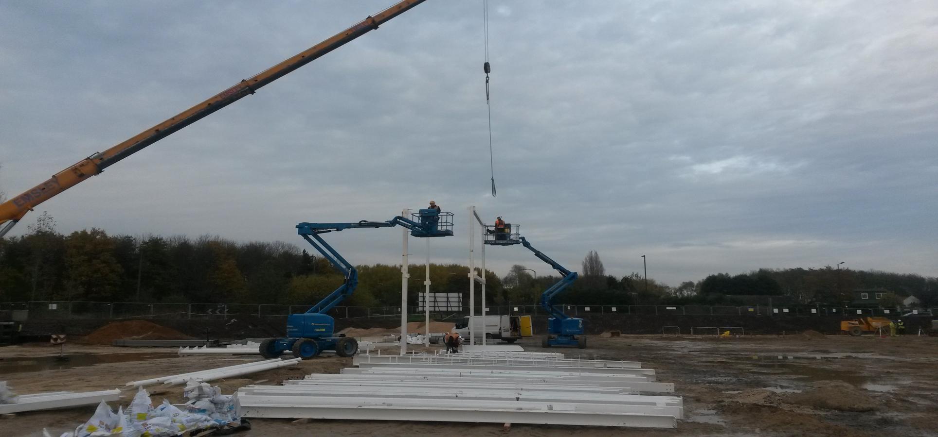 Thorne Reaches New Heights , Jessops Construction Ltd