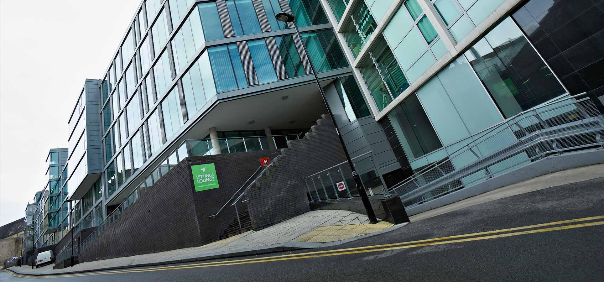 Velocity, Sheffield , Jessops Construction Ltd
