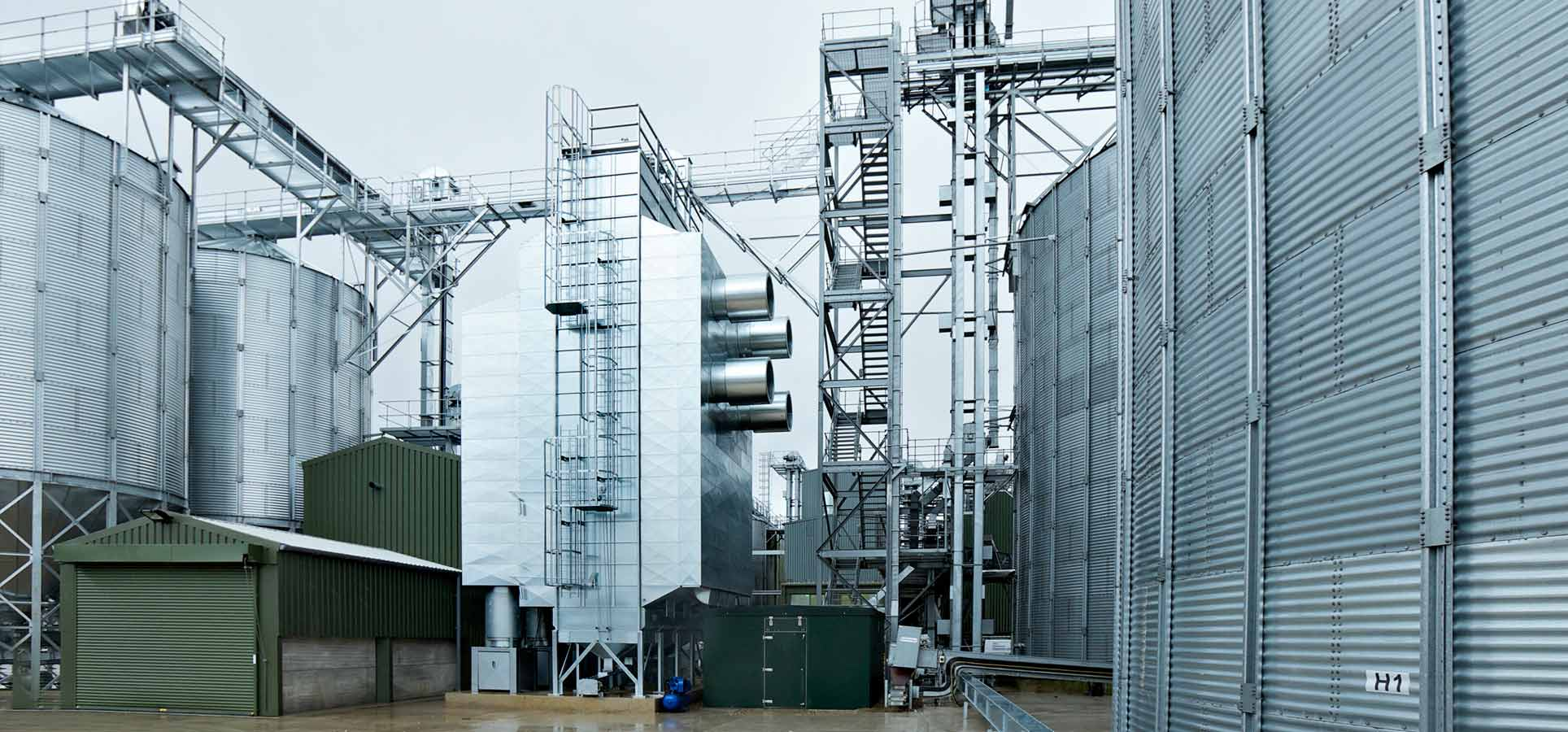 Woldgrain Storage, Jessops Construction Ltd